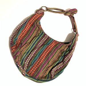 Handbags - HOBO TRIBAL RAINBOW KNOT HANDLE BAG
